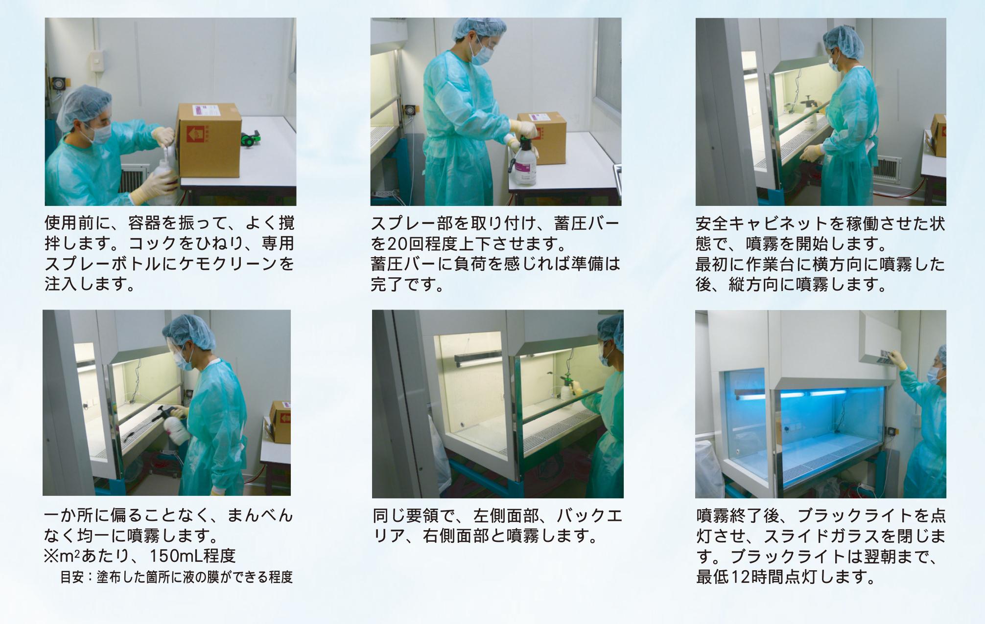 日本医化器械製作所 ケモクリーン