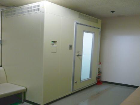 VCM設置事例1 日本医化器械製作所