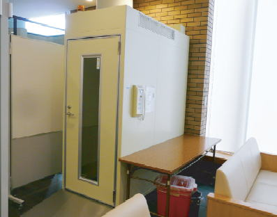VCM設置事例2 日本医化器械製作所