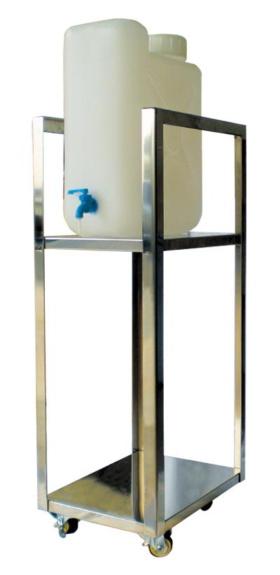 日本医化器械製作所 給水タンク架台